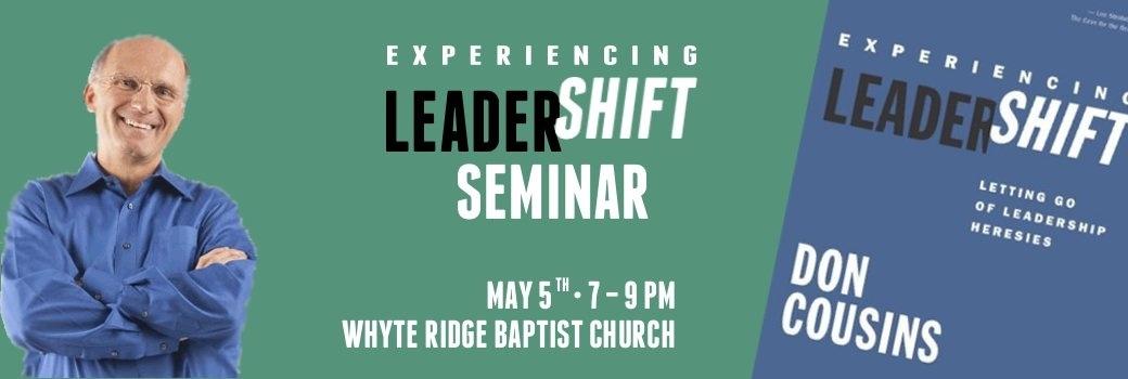 Leadershift Seminar